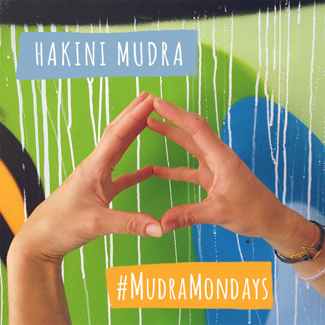 Each Monday, with the help of our teacher Brianna Welke, we will introduce a mudra, what it means, and how it can be used.