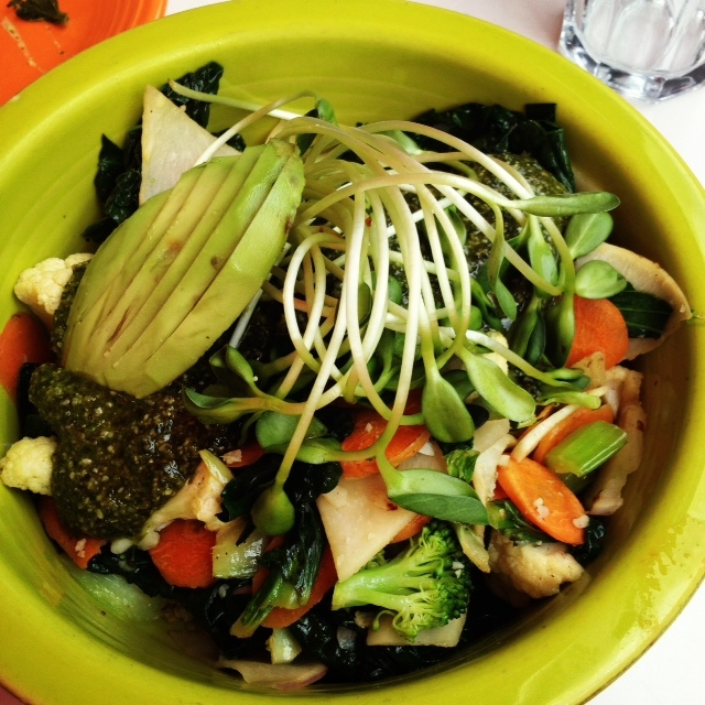macrobiotic bowl cafe gratitude