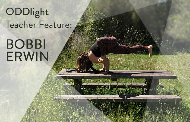 ODDlight teacher Feature Bobbi Erwin
