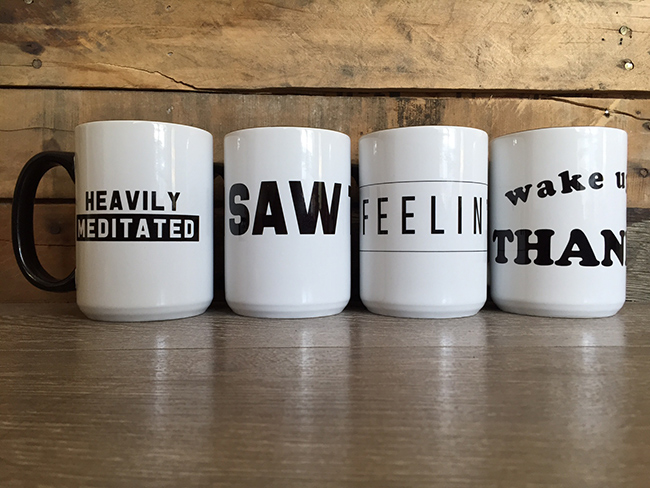 yoga rx mugs