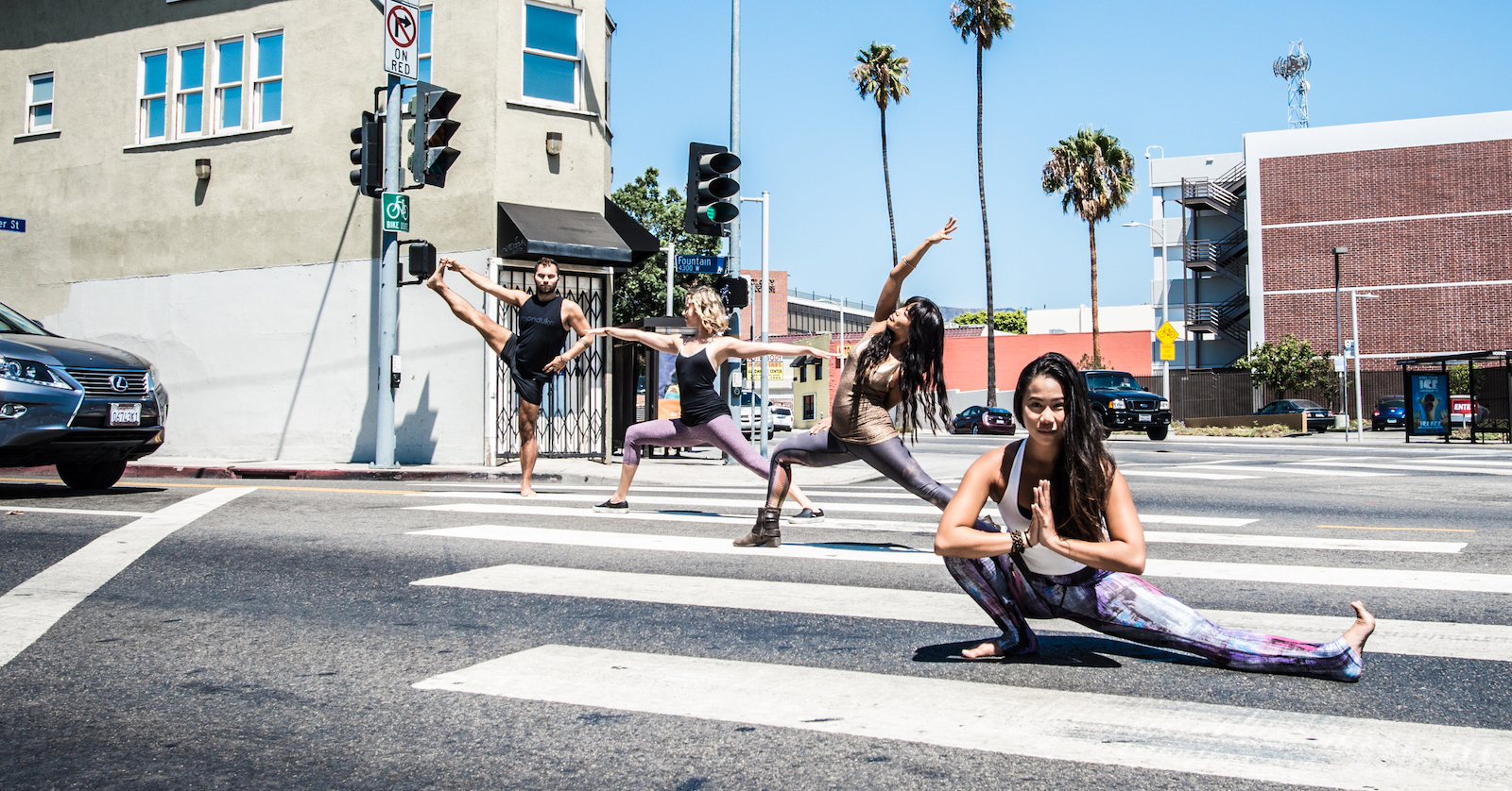 Meet The Oddfam One Down Dog Yoga Instructors